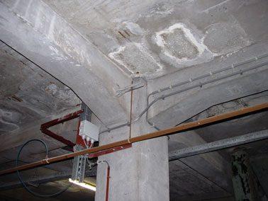 Monumentaal beton ingepakt - Bekleed beton ...