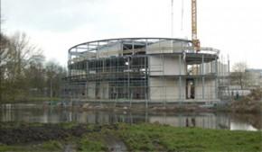 Hoogste punt Bijlmer Parktheater