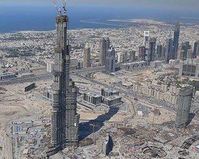Hoogste gebouw ter wereld in dubai geopend - Lamppost huizen van de wereld ...
