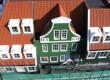 Patchwork van Zaanse architectuur