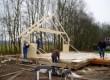 Efficiënte houtskeletbouw voor bungalow