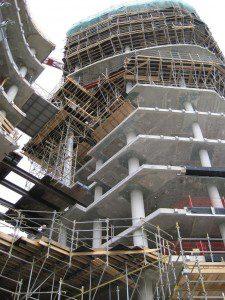 Opbouw toren