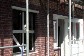 Renovatie plein door Design en Build
