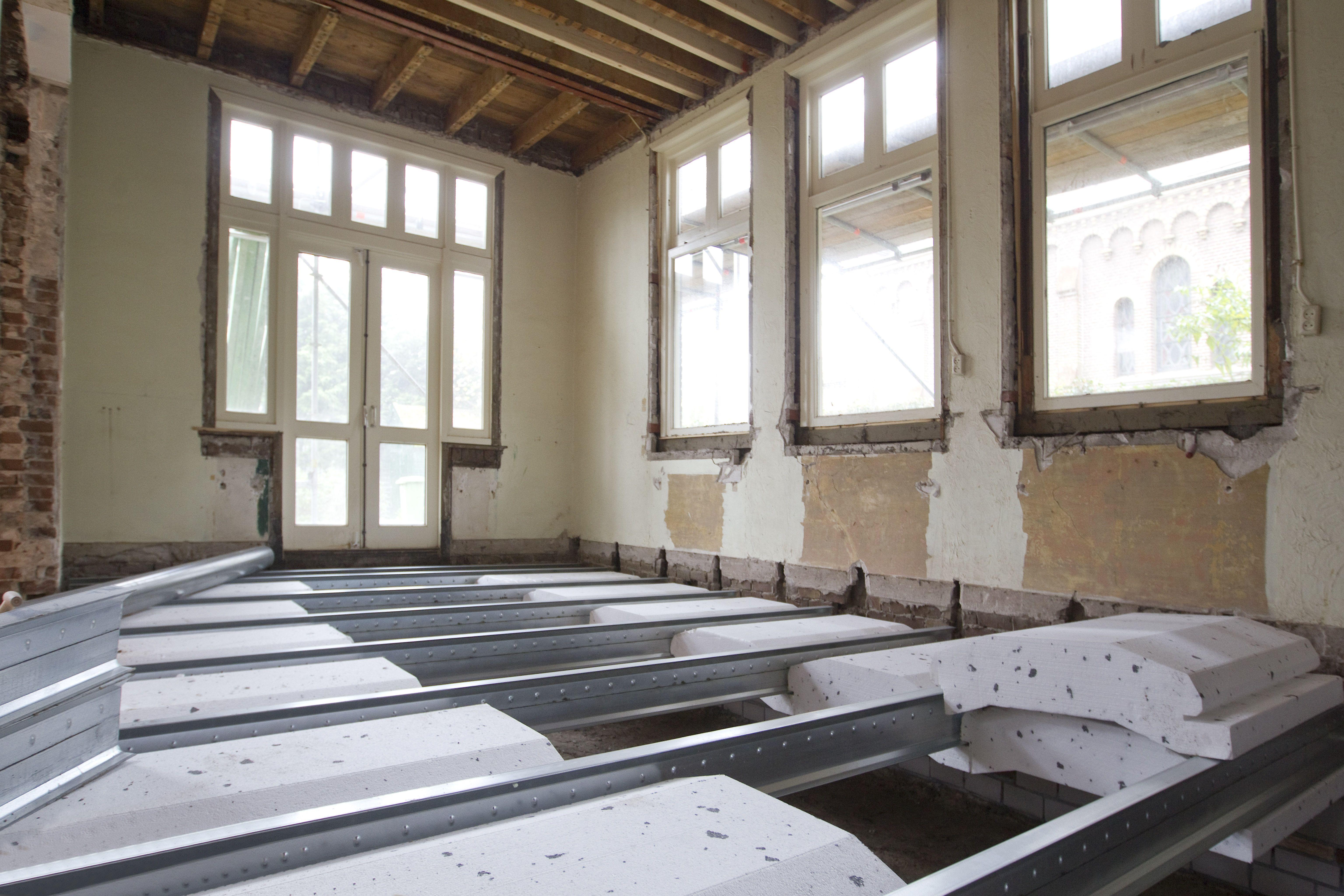 Bekend Renovatievloeren op een rij » Bouwwereld.nl JB56