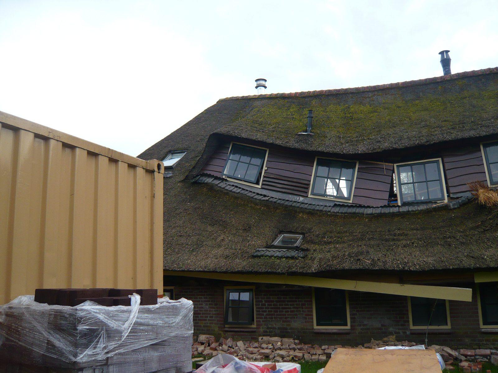 ingezakt dak 187 bouwwereld nl