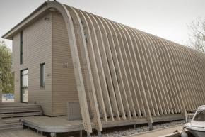 Bedrijven ontwikkelen bio-based gebouwschil