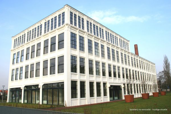 Voormalige Tricotfabriek Winterswijk