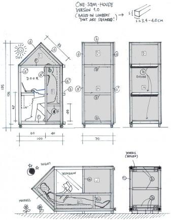 wonen op n vierkante meter. Black Bedroom Furniture Sets. Home Design Ideas