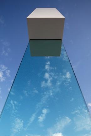 Glazen plaat laat composiet 39 zweven 39 for Glazen plaat