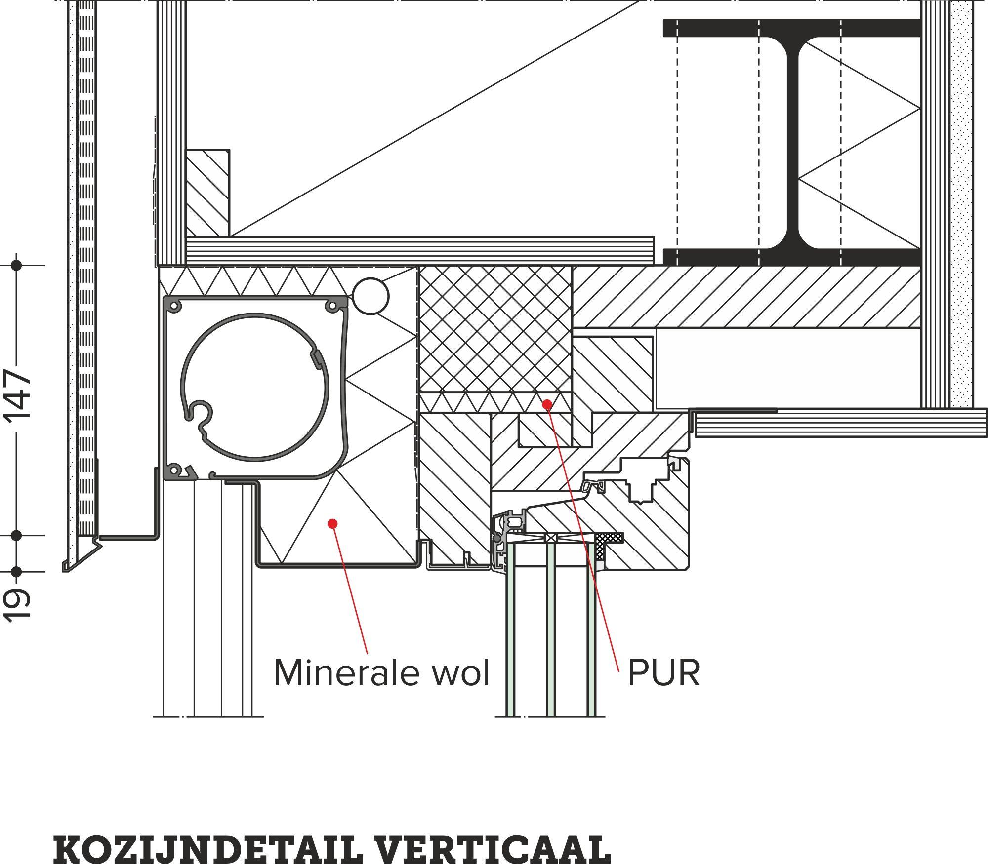 Passiefhuizen met duurzame materialen for Standaard trap afmetingen