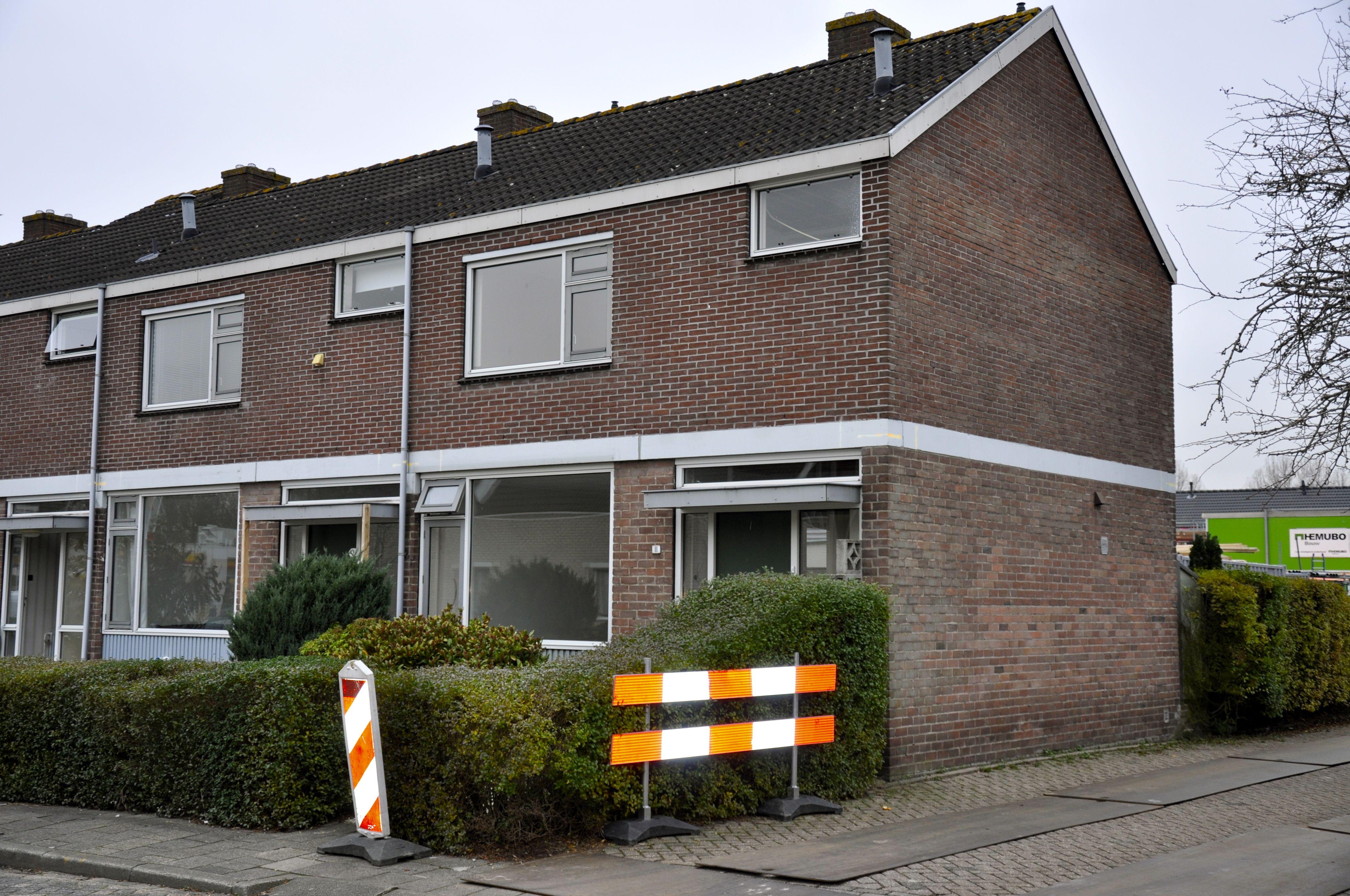 Het nederlandse rijtjeshuis - Rijtjeshuis fotos ...