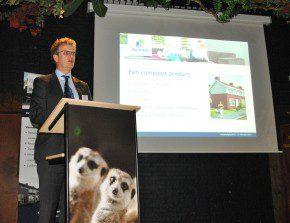 Presentatie in Ouwehands Dierenpark