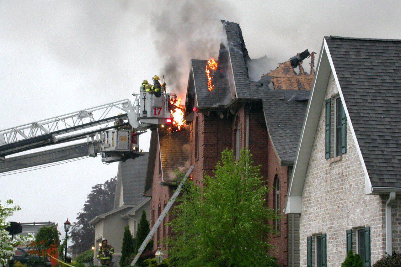 Bouwkundige brandveiligheid onder druk