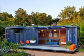 Bouwen met containers - Huis in containers ...