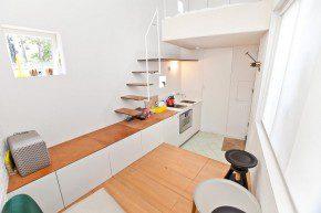 Kleinste huis ter wereld te koop - Etagere huis van de wereld ...