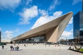 Rotterdam Centraal. Foto: Jannes Linders