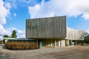 De Nieuwe Ooster, crematorium Bierman Henket architecten. Foto: Teo Krijgsman