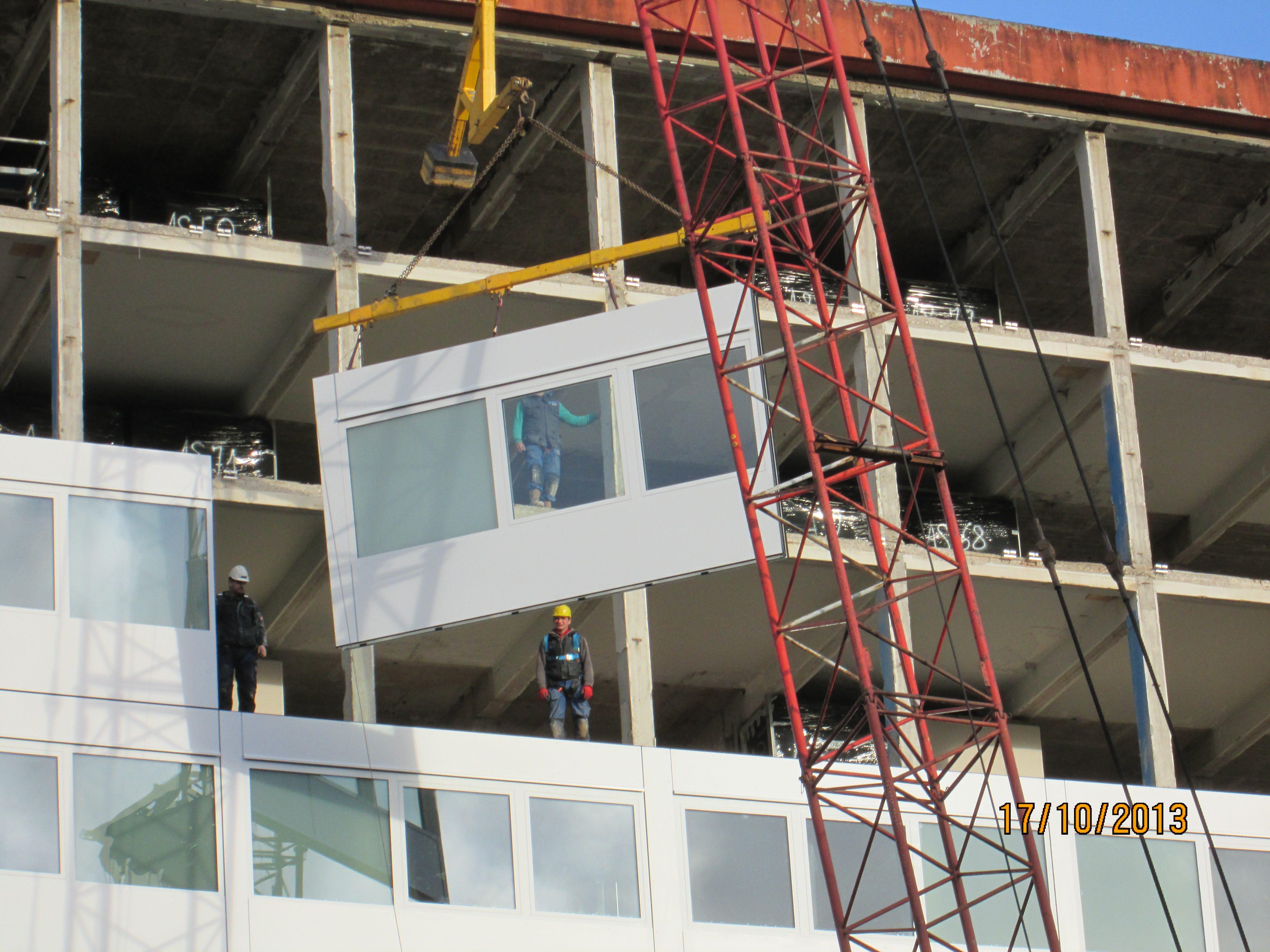 Studenten in oude Casa 400 » Bouwwereld.nl