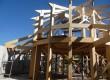 Utopia: een yurt van stro