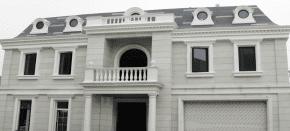 Het bouwbedrijf printte ook al een villa. Foto: WinSun