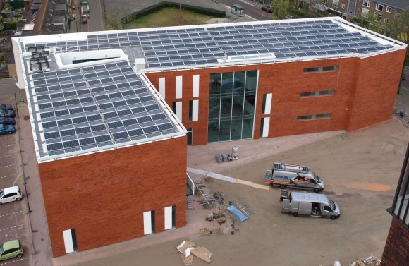 Energieneutraal onderwijs in Haarlem