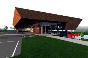 Spar werkt aan bouw duurzame winkels - Trap spar ...