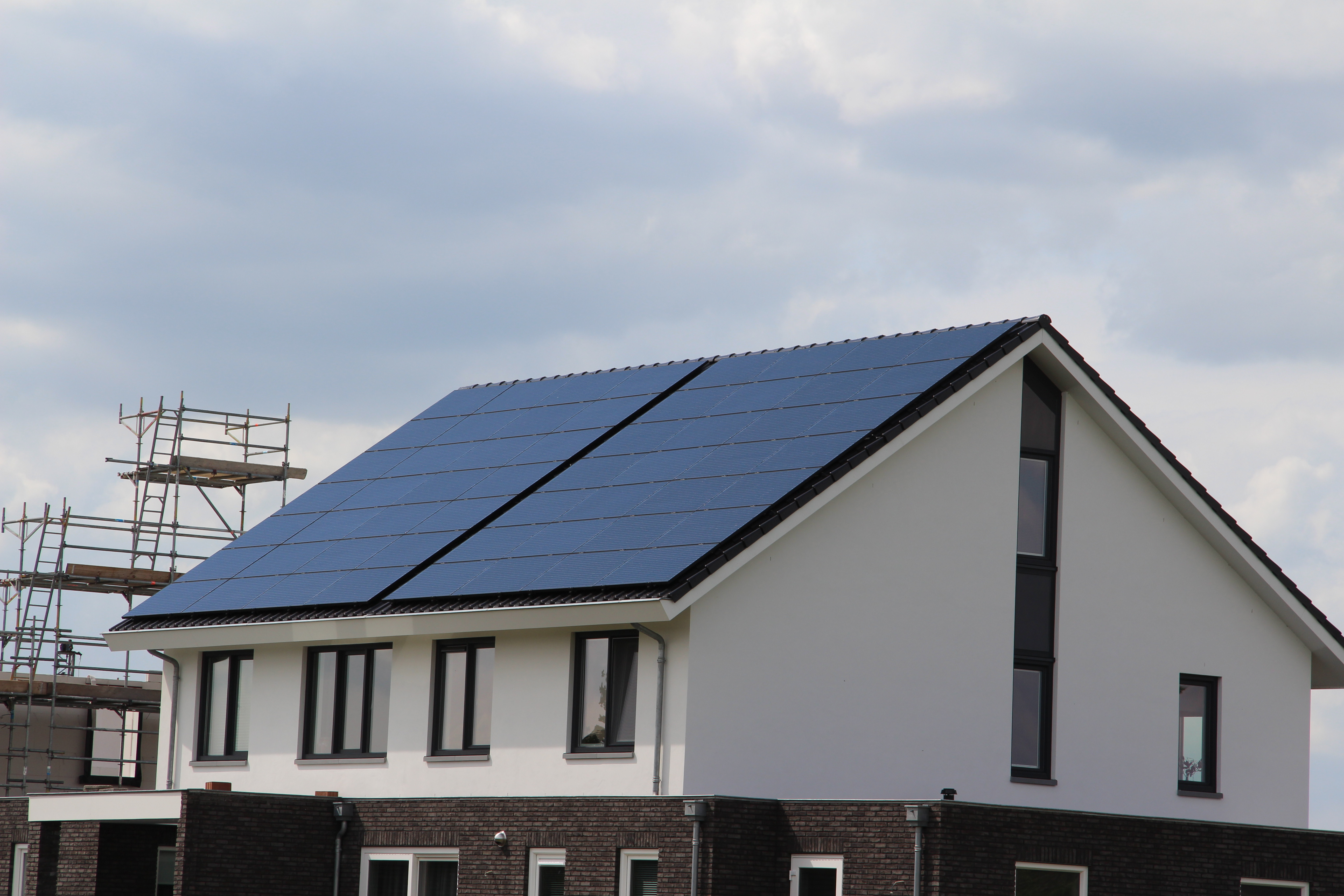 Bouwfout PV op het dak