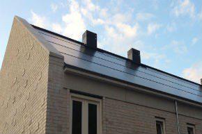 Dakvullend zonnestroomsysteem wint prijs