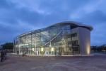 Nieuwe entreegebouw Van Gogh museum7