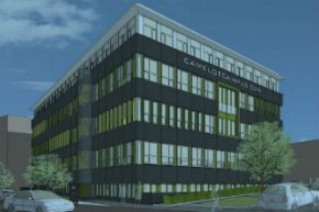 Transformatie uwv-kantoor Arnhem