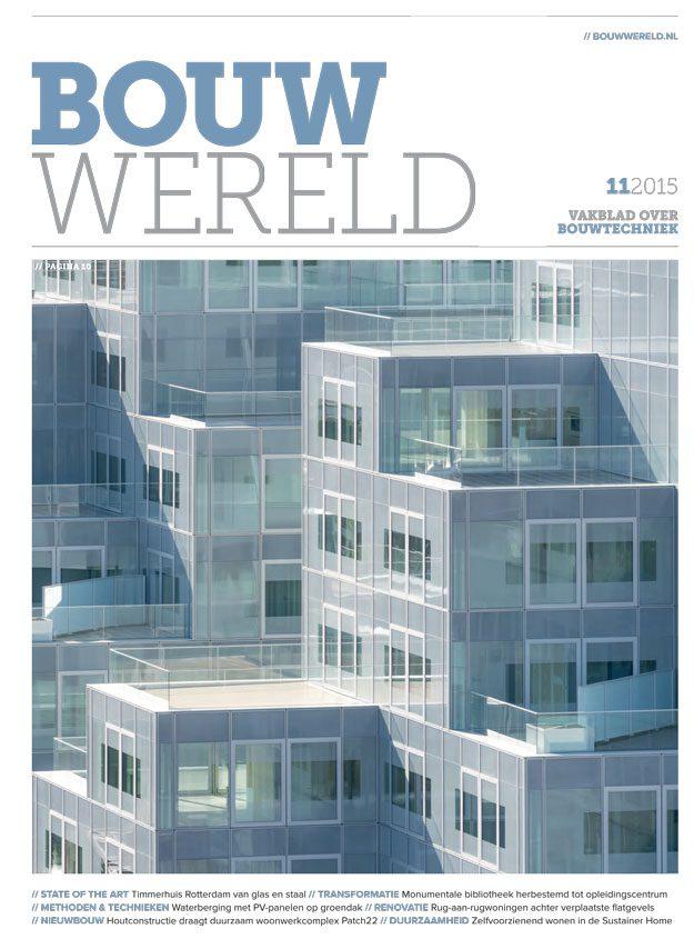 Cover Bouwwereld 11 2015