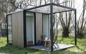 Klein Wonen Kantoor : Wonen en werken op klein oppervlak bouwwereld