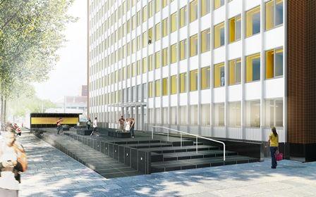 Slimme transformatie Elseviergebouw