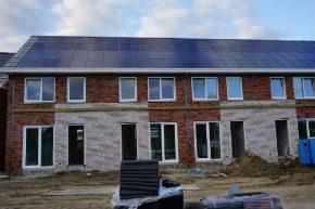 Energieneutrale woningbouw
