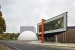 Het nieuwe Museumplein in Kerkrade bestaat uit 3 ondergronds verbonden instituten.