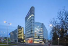 Nieuw kantoor van AkzoNobel op de Amsterdamse Zuidas