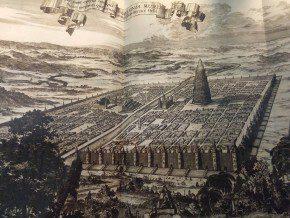 Antanasius Kircher_Babylon_Amsterdam 1679_Foto Jacqueline Knudsen