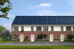 Nieuwbouwproject in Boekel