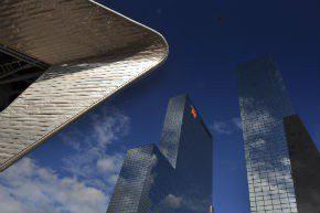 Rotterdam Centraal-Foto Gerard Vos