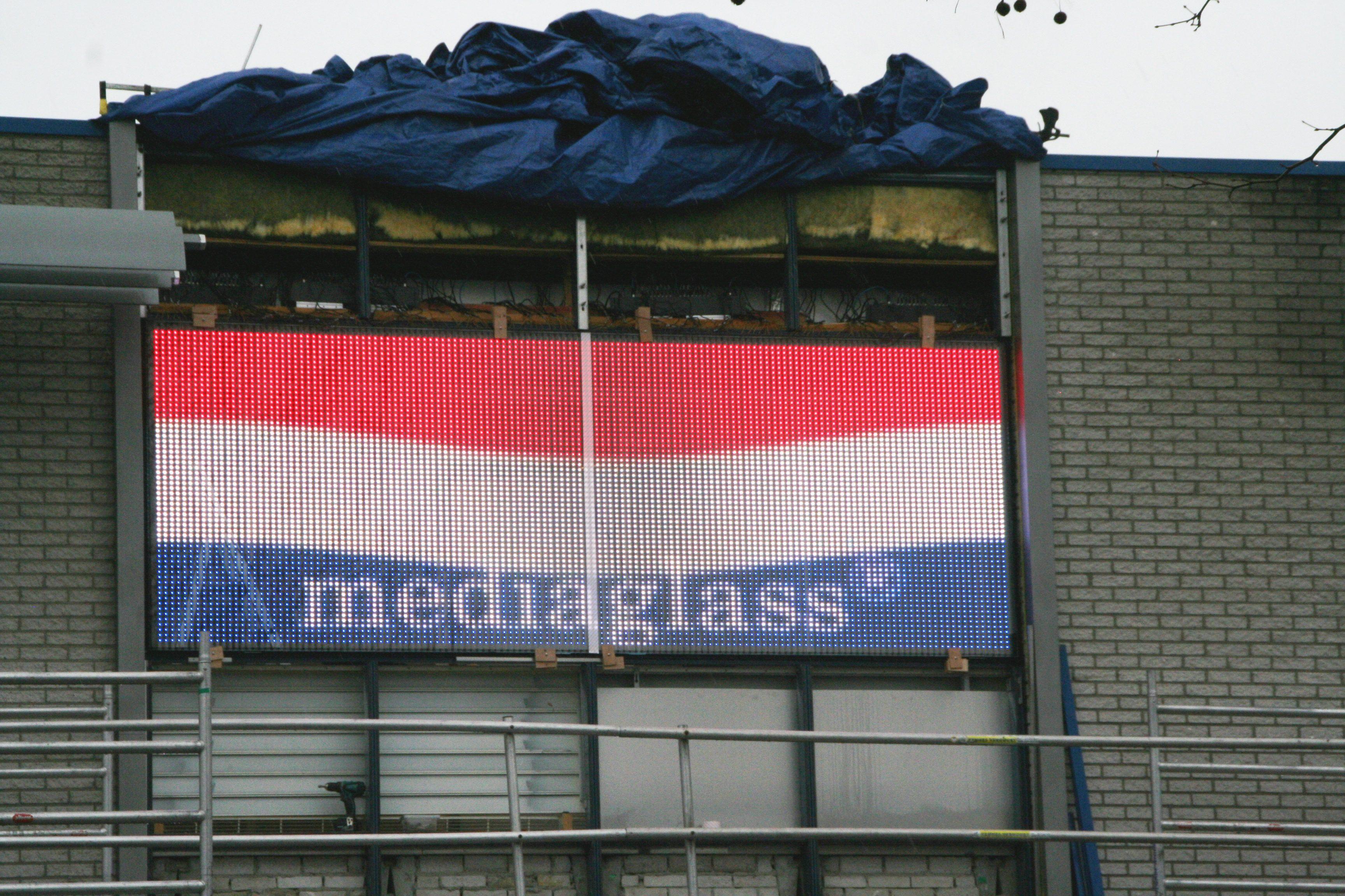 Mediaglass, promotiegevel