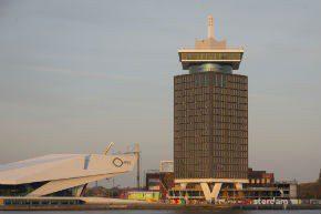 A'DAM Toren oplevering