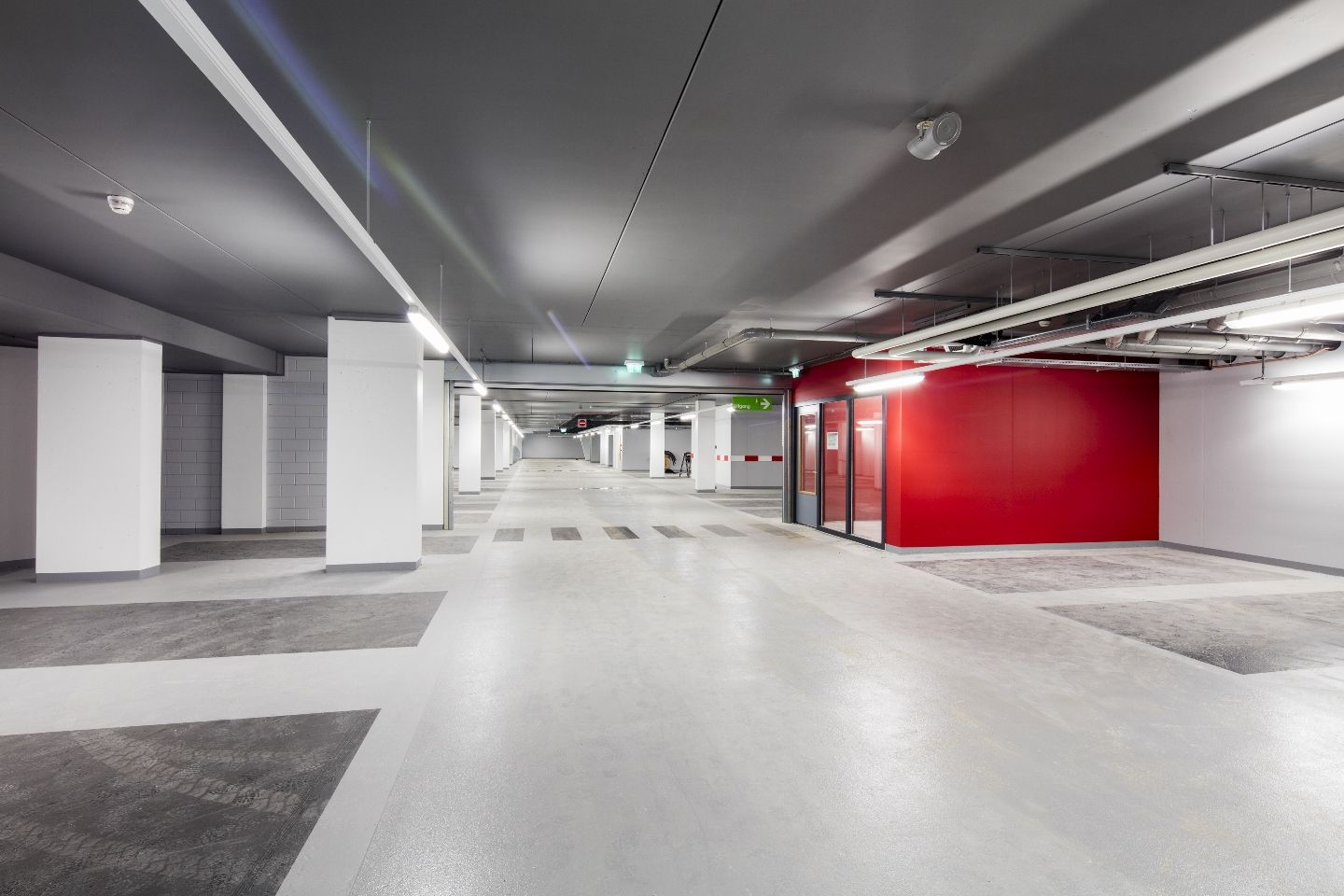 Oplevering parkeergarage Boston & Seattle