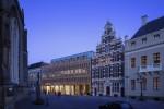 Gemeentehuis Deventer, naar een ontwerp van Neutelings Riedijk architecten.