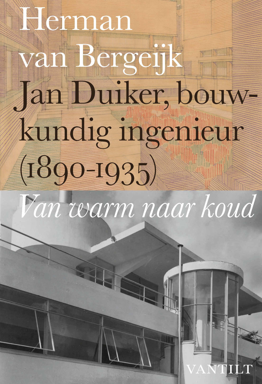 Boek Jan Duiker bouwkundig ingenieur