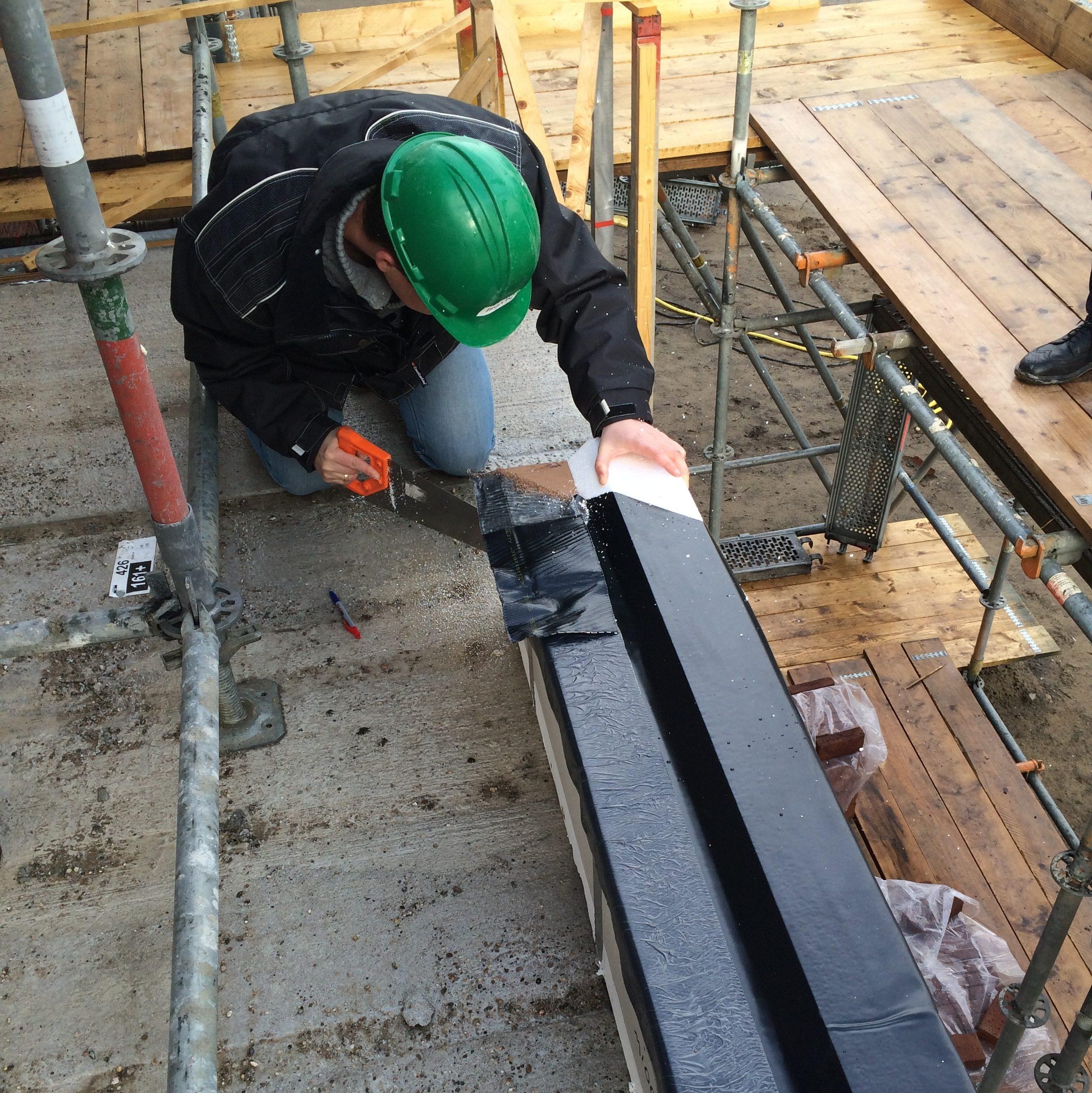 Oplossingen voor goede bouwknopen zonder koudebrug