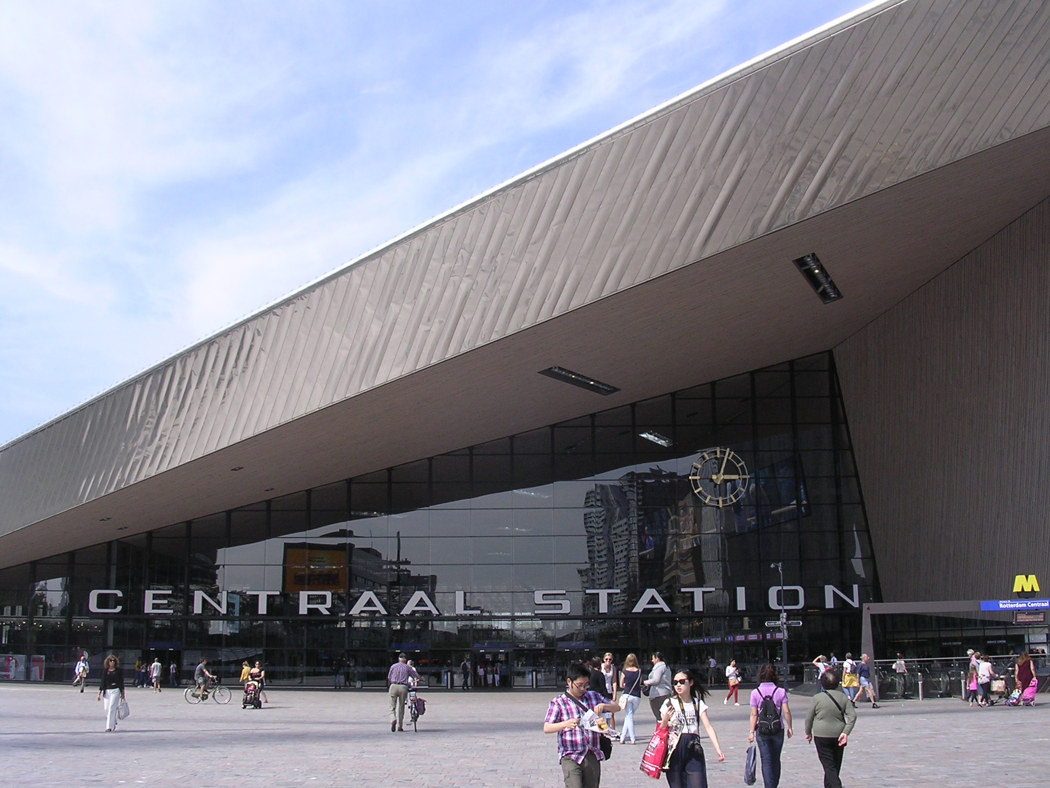 Station Rotterdam centraal