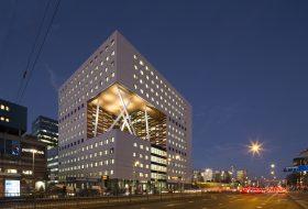 O|2 Labgebouw VU Amsterdam geopend