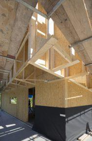 Kingspan TEK is inmiddels toegepast in een aantal vrijstaande woningen.