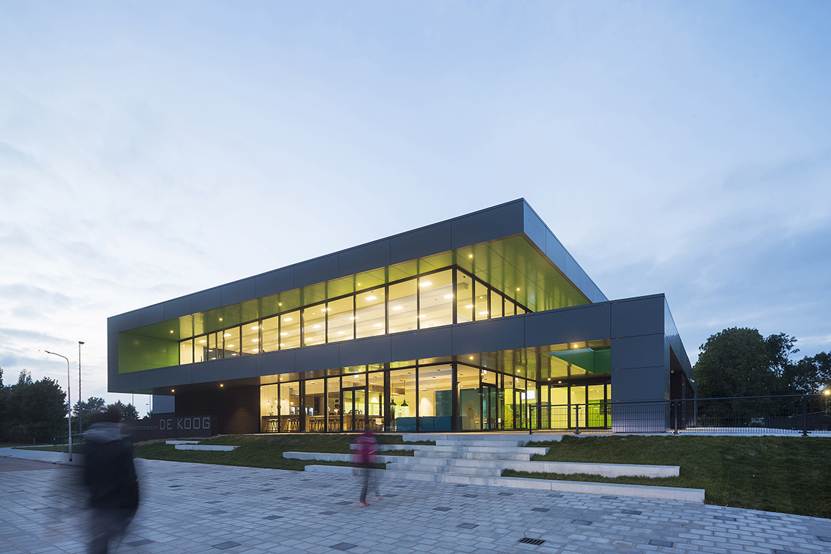 Nieuw topsportcentrum De Koog