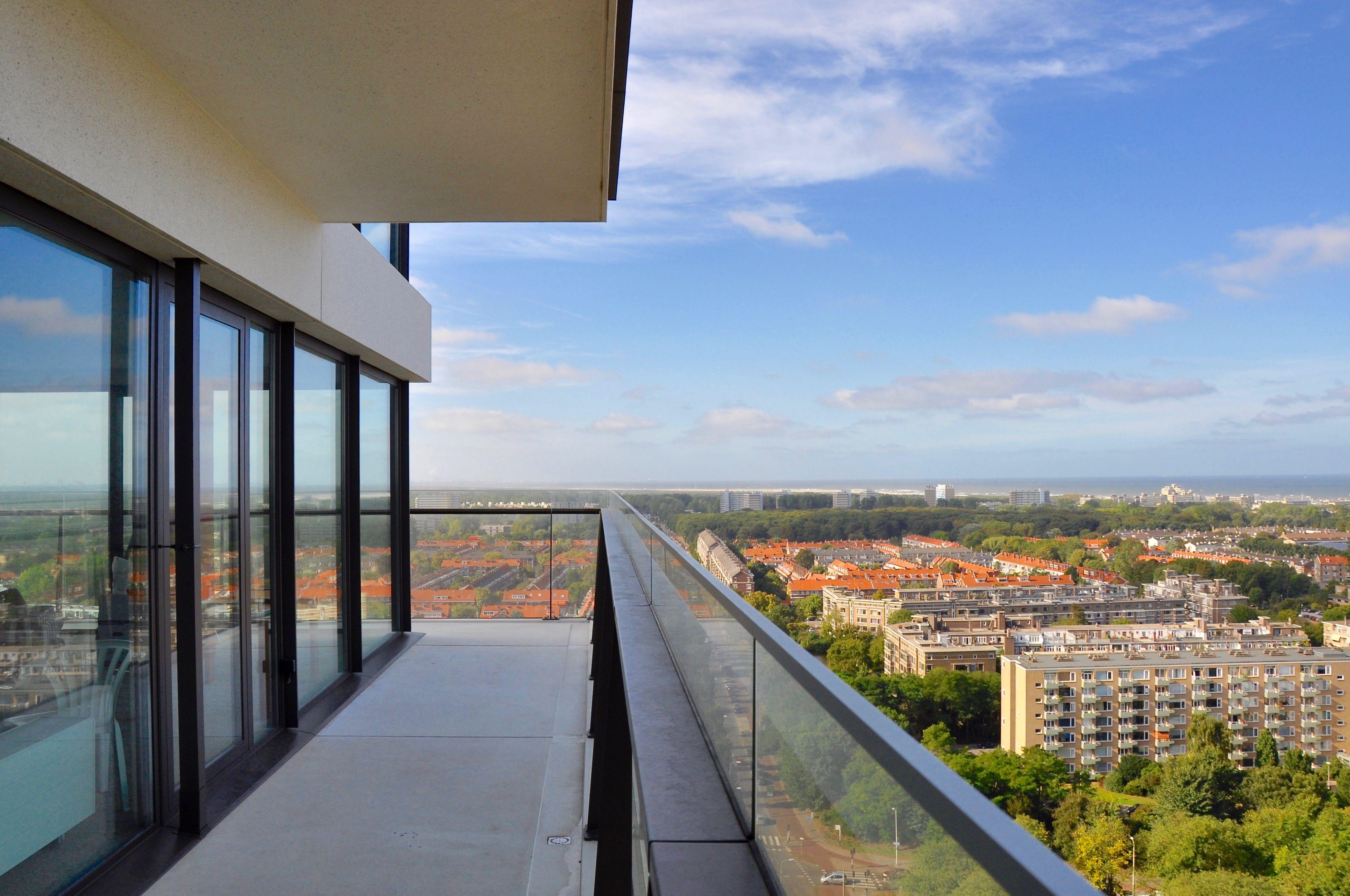 Balkons Woontoren Bellavista